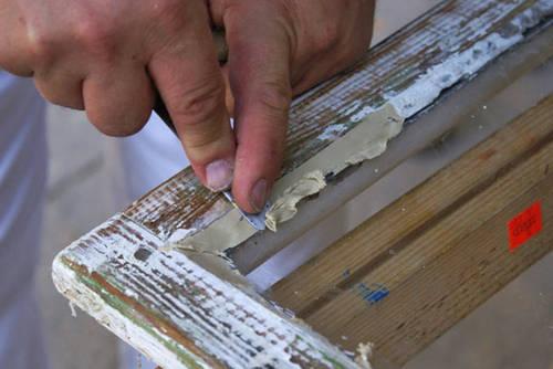 Окна деревянные восстановить своими руками